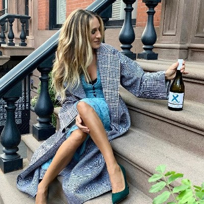 Sarah Jessica Parker and Invivo land global wine accolade