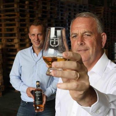 United Wines signs All-Ireland deal with Titanic Distillers