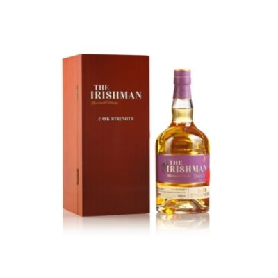 Walsh Whiskey releases the 2021/13th edition of The Irishman Vintage Cask