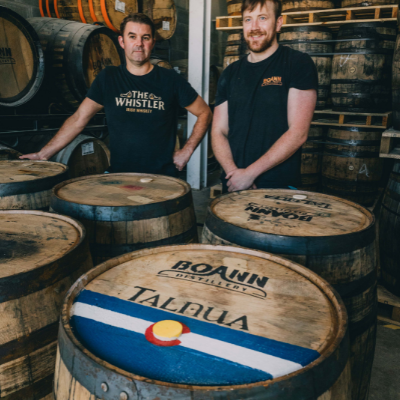 Irish and US distilleries study role climate plays in taste of whiskey