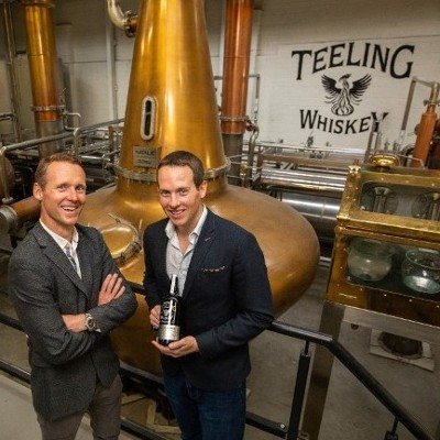 Dublin Whiskey is Reborn with Auction of First Dublin Distilled Whiskey from the Teeling Whiskey Distillery